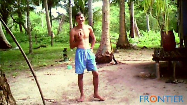 Cambodia Camp Tour