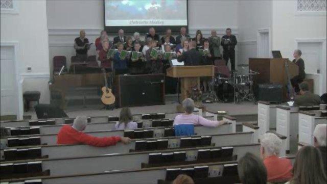 Late Worship Service (11-10-13)