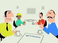 Corporate internal communications