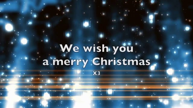 We Wish You A Merry Christmas Lyrics Full Song Images & Pictures ...