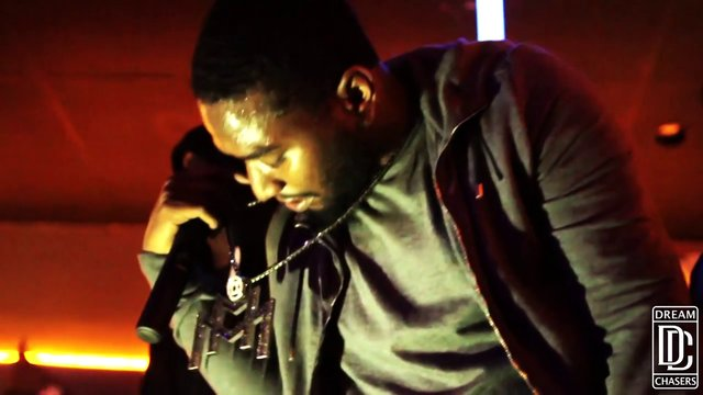 Omelly of DreamChasers Records Strip Club Vlog