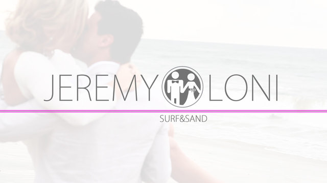 Surf and Sand Laguna Beach Wedding | Beach Wedding Videographer