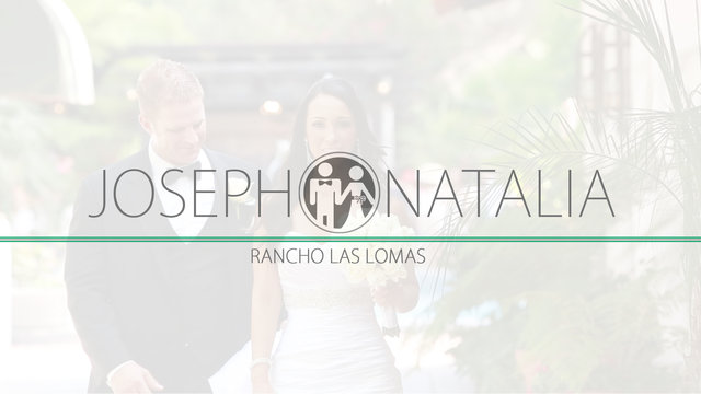 Rancho Las Lomas Wedding | Silverado, CA Wedding | Wedding Film