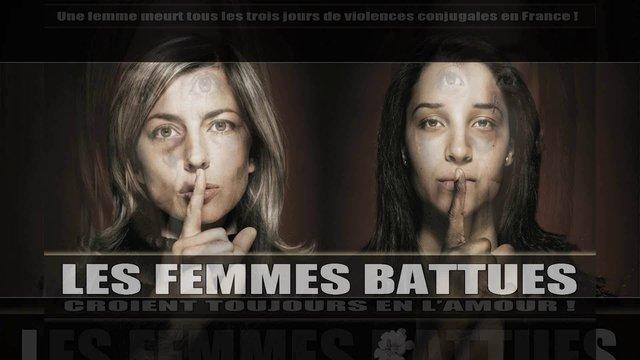femmes maltraitees en france