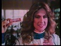 Alemagna Charms GumBol GumJelly GumStrip con Loretta Goggi (1982,1983)
