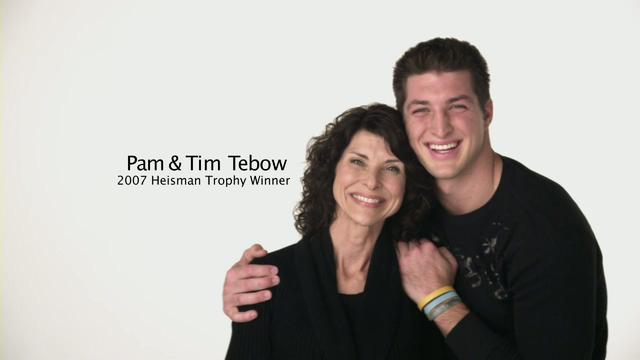 Focus on the Family Tebow Tackle