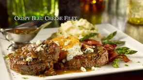 Crispy Bleu Cheese Filet - TGIF - Director's Cut