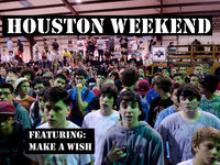 Houston Weekend featuring the 2013 Johnny Romano Skate Jam...