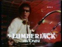 Antonini Lumberjack calzature con Enrico Montesano (1984)