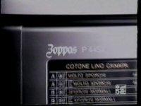 Zoppas Zoppas Lavatrice (1984)