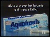 Aquafresh Doppia Protezione Dentifricio (1985)