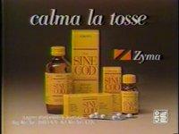 Zyma Sine Cod sciroppo per la tosse (1985)