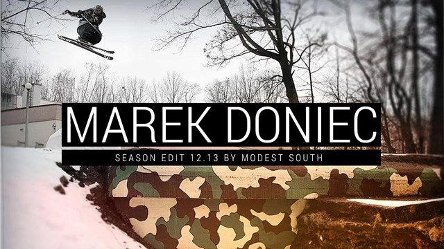 Marek Doniec Season Edit 2012 / 2013