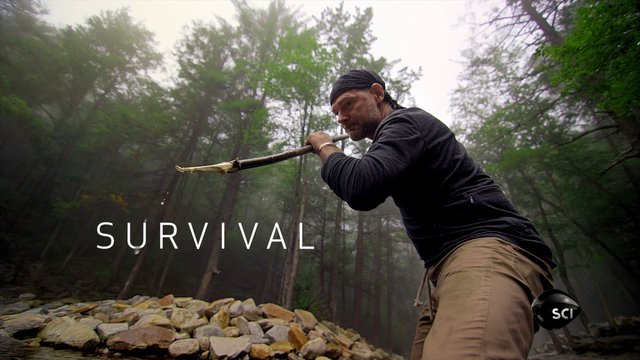 Science: Survivorman Launch