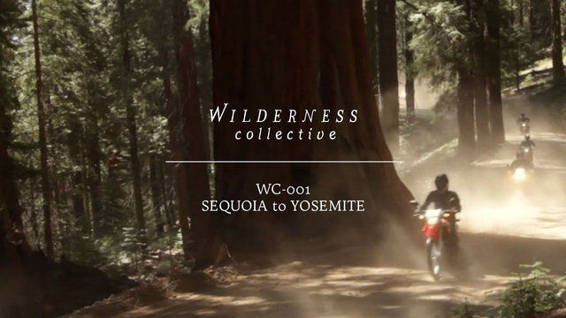 Wilderness Collective WC-001 | Sequoia to Yosemite