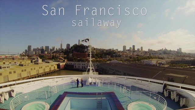 San Francisco Sail Away