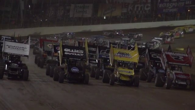 World of Outlaws STP Sprint Cars 2013 Season-in-Review