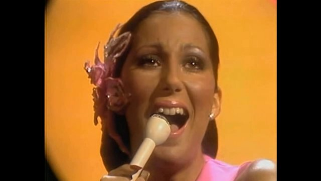 """Cher  """"The Way Of Love"""" (The Sonny & Cher Show) 1972 [Enhanced TV Mono]"""