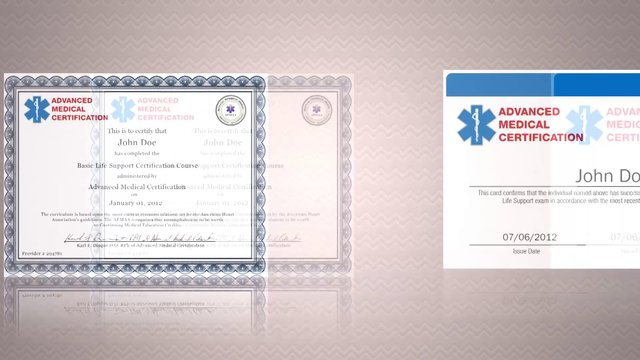 certification advanced medical