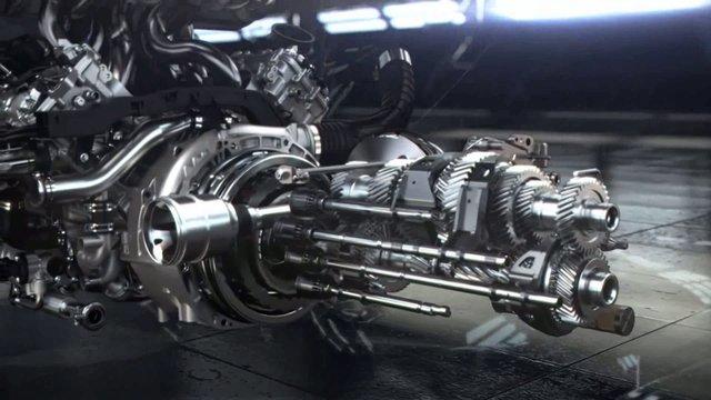 porsche 918 spyder engine technology on vimeo. Black Bedroom Furniture Sets. Home Design Ideas