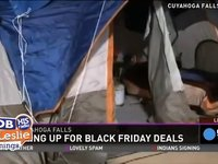 Camping out for Black Friday ALREADY!