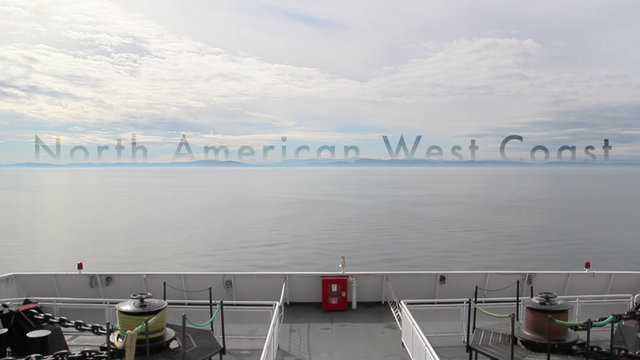 North American West Coast Trip