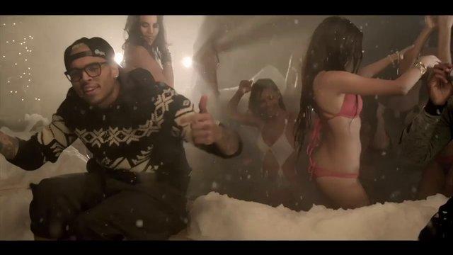 Chris Brown feat. Kevin McCall - Strip (Ingwell Twerk RMX / Short Edit