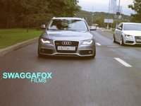 Twin Wagon Audis | SWAGGAFOX FILMS