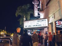 Live From The Moon's Surf Film Premiere in Encinitas CA