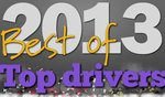 Best of 2013: Drivers of the Year
