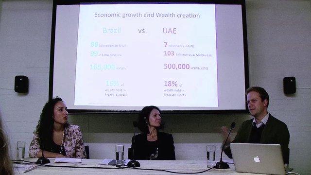 Panel discussion | Brazil vs UAE