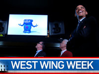 West Wing Week 11/29/13 or, Kindness Covers All of My Political Beliefs