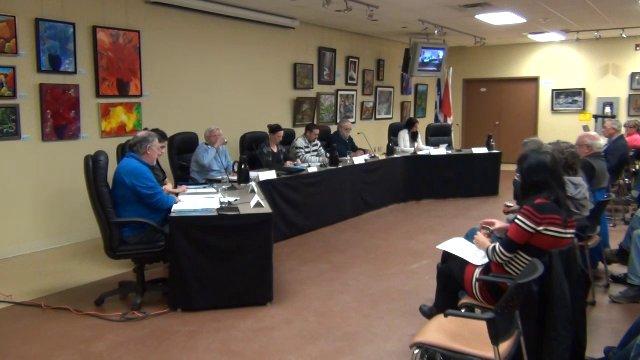 Conseil de ville de Saint-Donat 18 novembre 2013