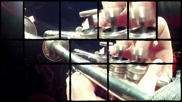 Rolling in the Deep - Hackney Colliery Band (official video)