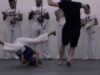 Cours de Capoeira...