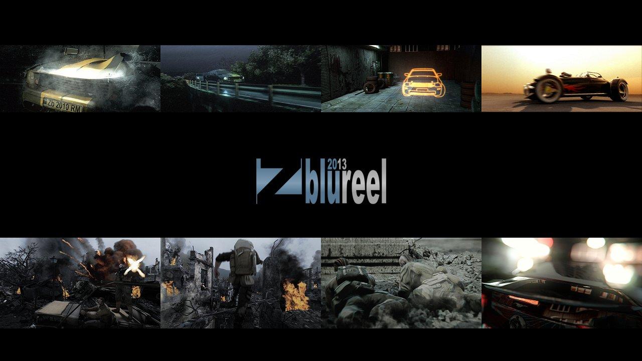 ZbluReel 2013 :: Extended Cut