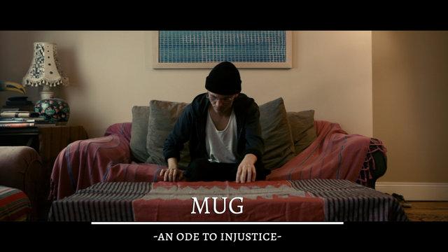 Mug - An Ode to Injustice