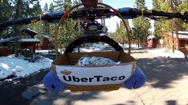 Introducing UberTaco