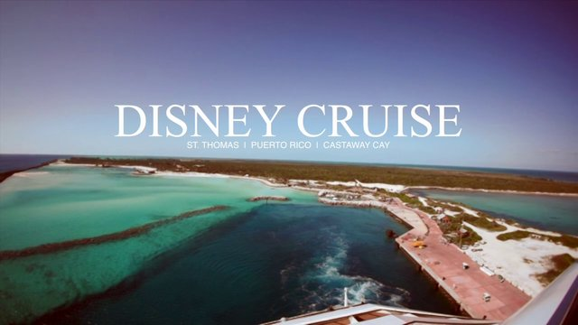 Disney Cruise for Two