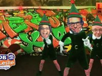 Jam Nation and Elfing ourselves