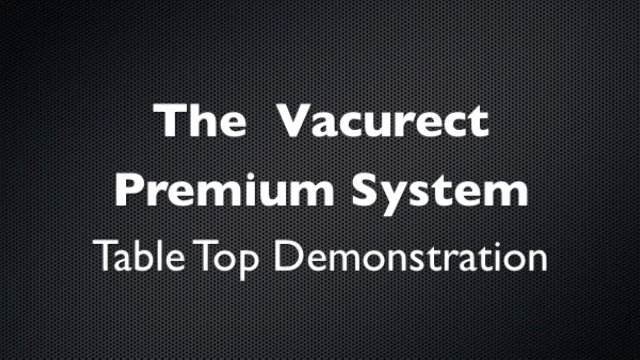 Bonro vacurect vacuum erection therapy system table top demo on vimeo