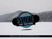 YUX! ART EDITION