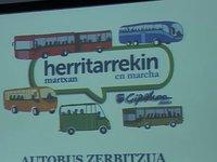 3.000 ekarpenetik gora autobus zerbitzua hobetzeko