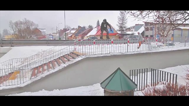 The Boner - Jakub Szkaradek full part