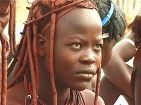 HIMBA - Ethnic Group (Namibia)