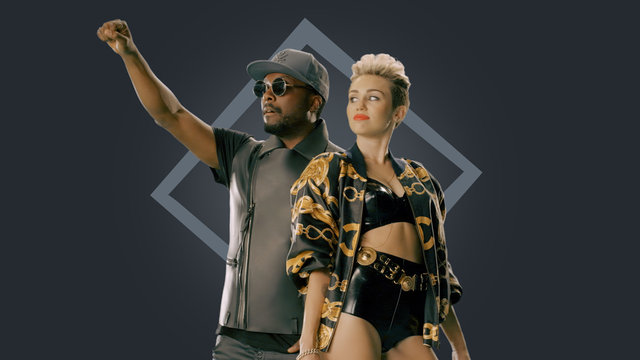 Feelin' Myself - will.i.am feat Miley Cyrus, French Montana & Wiz Khalifa