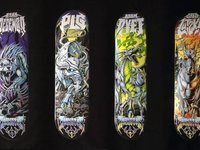 Metal Series Pro Decks