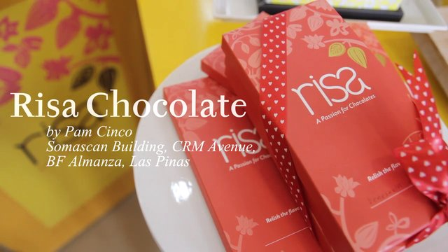 Confections for the Holidays: Risa Chocolates