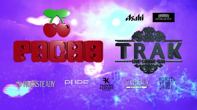 PACHA-NYE14 at Trak Nightclub - Melbourne, Australia