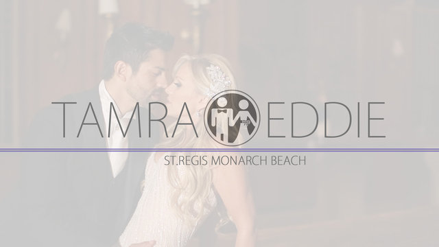 OC Housewives Wedding Video | Tamras OC Wedding | OC Housewives Wedding Video | Tamra Eddie Wedding Video